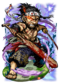 Musashi, the Twinblade II Figure