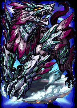 Managarmr, the Frost Moon Figure