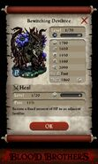 Bewitching Deviltree (base stats)