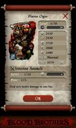 Flame Ogre (base stats)