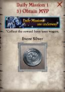 SRB Daily Mission Bonus 3