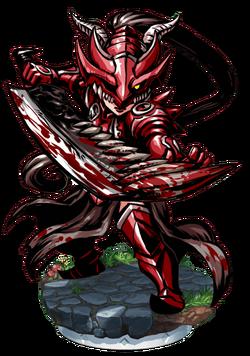 Xenobia, Subjugator II Figure