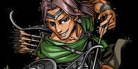 Eros, the Golden Arrow II