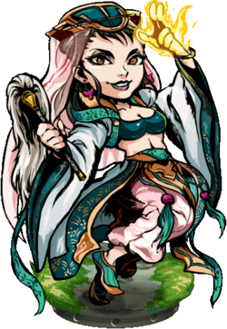 Ma-Gu the Enlightened Figure