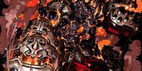 Chaotic Magma Giant II/Raid Boss