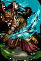 Chikaemon, Master Samurai II Figure