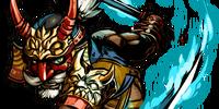 Chikaemon, Master Samurai II