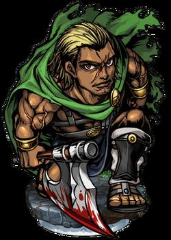 Marcus, Gladiator II Figure
