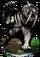 Saber-Toothed Tiger II Figure