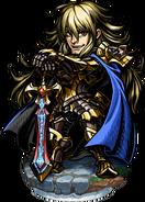 Galbraith the Lionheart Figure