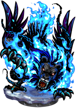 Hellfire Anzu II Figure