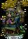 Najeeba, the Mapleleaf Figure