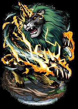 Ninurta, the Thunderclap Figure