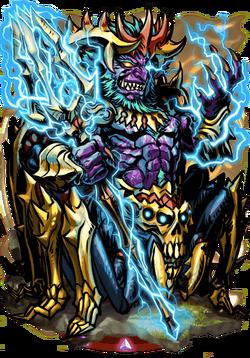 Baal, Thunder Lord of Hell II Figure