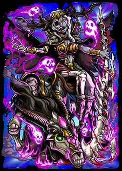 Hel, Goddess of Woe II Figure