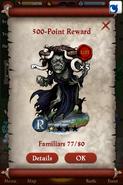 Furiae Point Reward