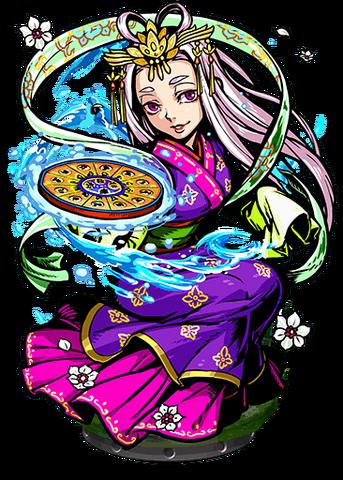 File:Kijin, Heavenly Maiden II Figure.png