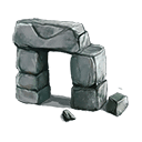 File:Glostre Ruins Logo.png