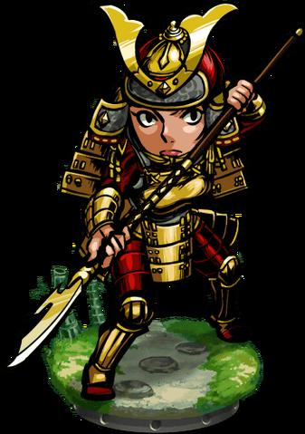 File:Naginata Samurai II Figure.png
