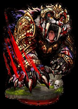 Slagh, Carnage Incarnate II Figure