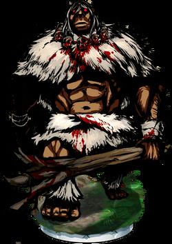 Nunu, Hill Giant II Figure