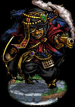 Alph, Bounty Hunter Lord II Figure