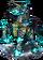 Armored Unicorn II Figure