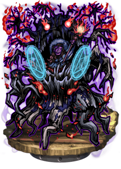 Bheara, Tree of Death II Figure