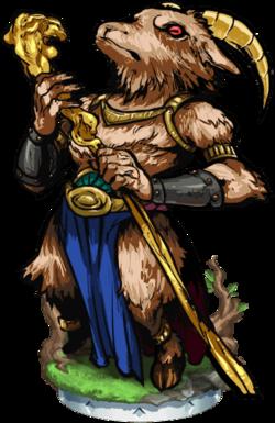 Faunus, Forest Sentinel II Figure