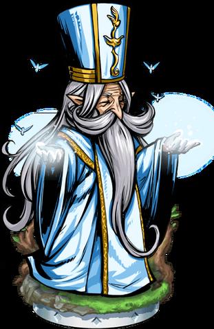 File:Elven Priest II Figure.png