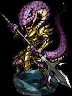 Tepaxtl, Venomous Fang Figure