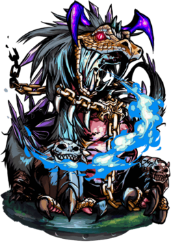 Peluda, the Poison Flame II Figure