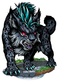 Madprowl Lynx Figure