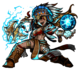 Haokah, the Lightning Brave Boss Figure