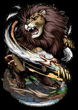 Ninurta, the Fleshrender Figure