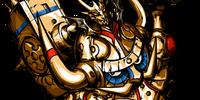 Andvari, the Brass Knight II