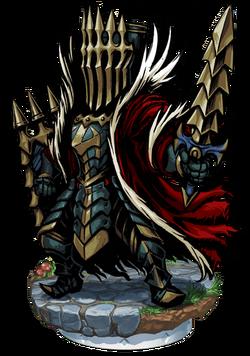 Friet, Winter Warlord II Figure