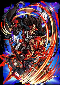 Sabnock, Marquis of Hell II Figure