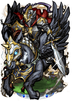 Pegasus Knight Figure