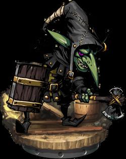 Goblin Thug II Figure