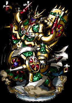 Andvari, Gem Knight Figure