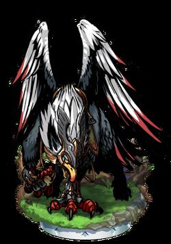 Griffin Mount II Figure