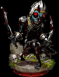 Wight Knight II Figure