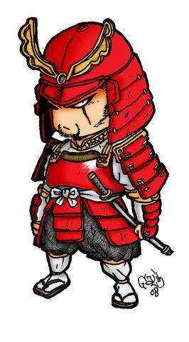File:The red samurai edit by pandaautis.jpg