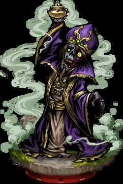 Lich Conjurer Figure