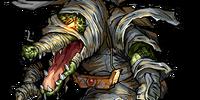 Petsuchos Mummy