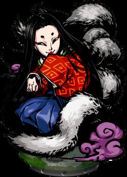 Tamamo-no-Mae II Figure