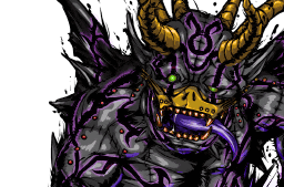 File:Grimoire Beast II Face.png