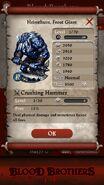 Hrimthurs, Frost Giant