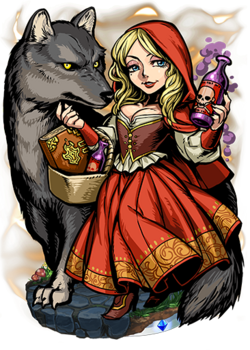 Maisie, Grimoire Keeper Figure